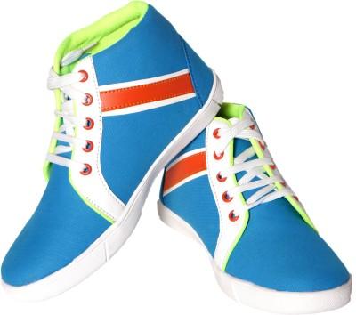 Felando 412-Blue-4 Canvas Shoes