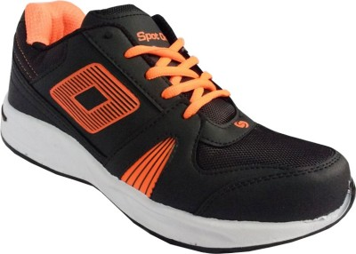 Spot On FKSP-E-252-BLK-ORG Running Shoes