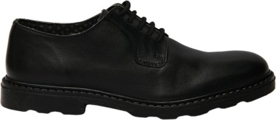 Leather Mart Lace Up
