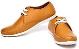 Rosso Italiano Casual Shoes (Tan)