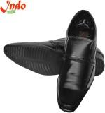 Indo Slip On Shoes (Black)