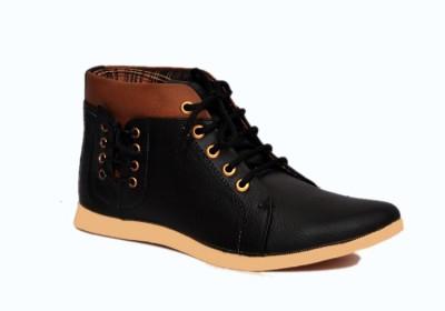 Shoe Mate Black Boots