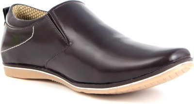 World Walker Casual Short Brown Mens Casuals