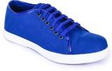 Wood Climber Canvas Shoes (Blue)