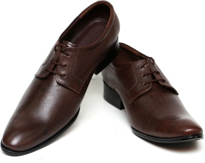 C Comfort Leather Lace Up Shoes