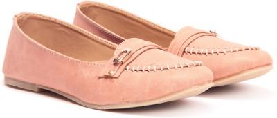 TEN Sober Peach Loafers