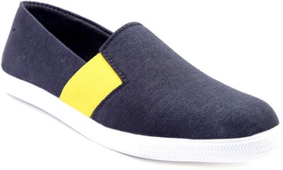 Knoos Canvas Shoes(Black)