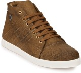 Italia Sneakers (Tan)