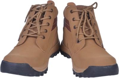 Azzaro Black Steeltoes Boots