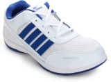 Combit Mens Running Shoes (White, Blue)