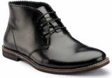 De Scalzo Italian Boots (Black)