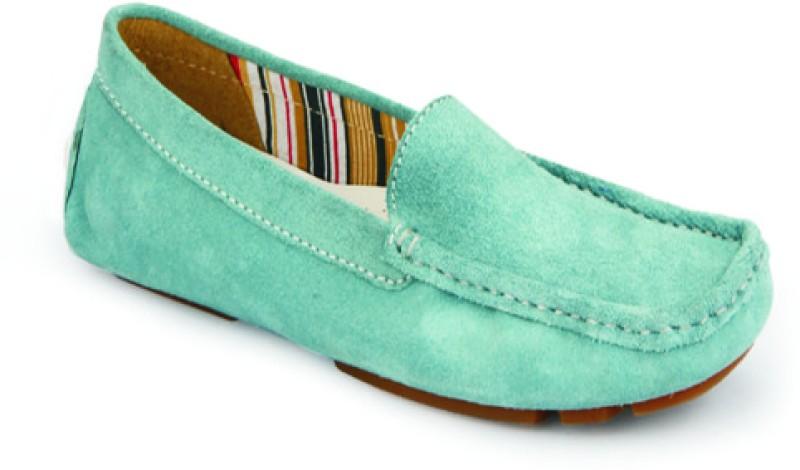 La Briza Pradera Loafers(Blue)