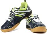 Balls Badminton Shoes (Navy, White, Gree...