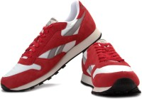 Reebok Classics Leather Vintage Lp Sneakers(White, Red, Grey)