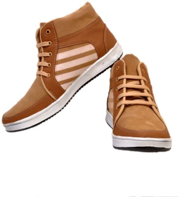 Stylords Effctive Tan Casual Shoes