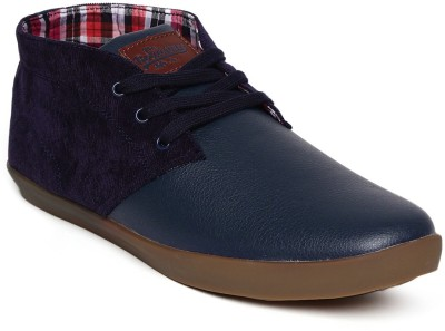 Roadster Casual Shoes(Navy)