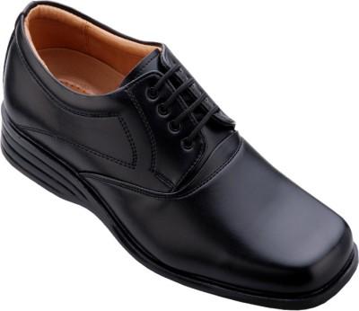 Action Black Formal Shoe Lace Up