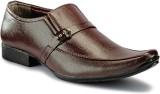 Yepme Men - Brown Slip On Shoes (Brown)