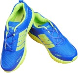 Western Fits Running Shoes (Green, Blue)
