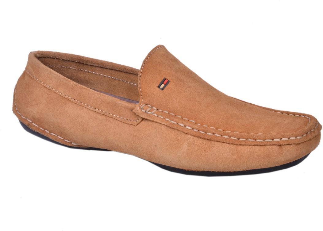Kingson Loafers(Camel)