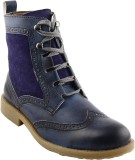 Eego Italy Stylish and Elegant Boots (Bl...