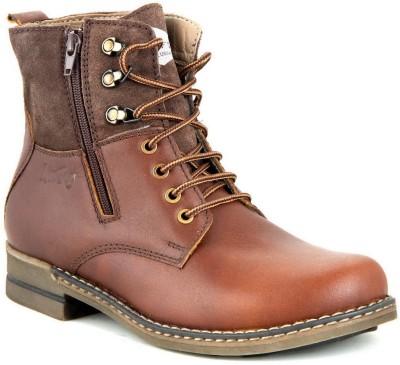 Lee Fog Horizon Brown Boots