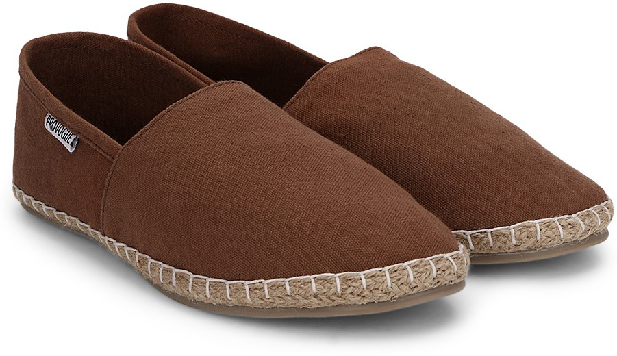 Provogue Espadrilles(Brown)