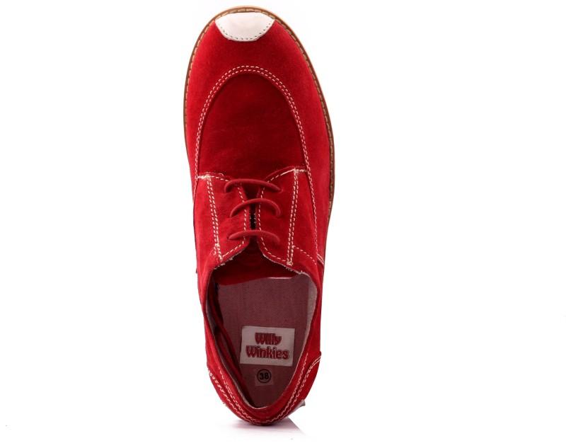 Willywinkies Sneakers(Red)