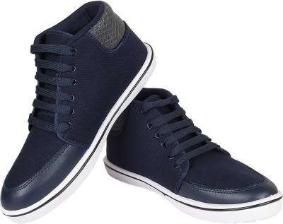 Vivaan Footwear Blue-124 Casual Shoes