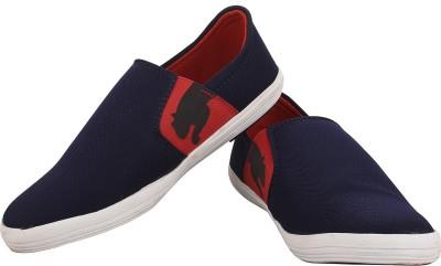 Kali Re1044Blue Loafers