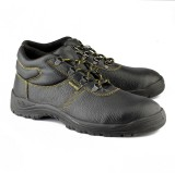 Wild Bull Safety Shoes Casuals (Black)