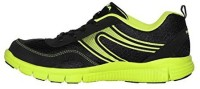 Nivia Canter Men Running Shoes(Black, Green)