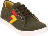 Cris Martin Casual Shoes (Green)