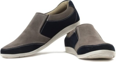 True Soles Loafers(Navy, Grey)