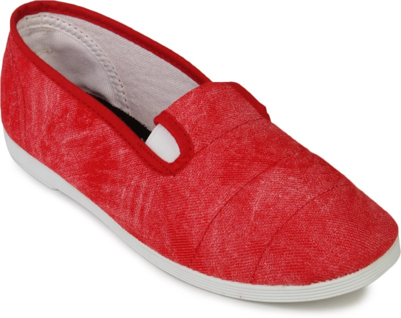 Scentra Casuals Shoe(Red)