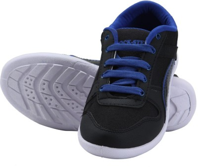 Rockstep Blue Black Casual Casual Shoes