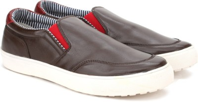 Knotty Derby Alecto Casual Loafer Sneakers(Brown)