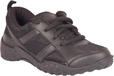 Invixo Twin Smart School Running Shoes(Black) at flipkart