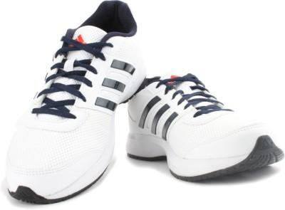 Adidas EZAR 2.0 M Men Running Shoes(Black, White) at flipkart