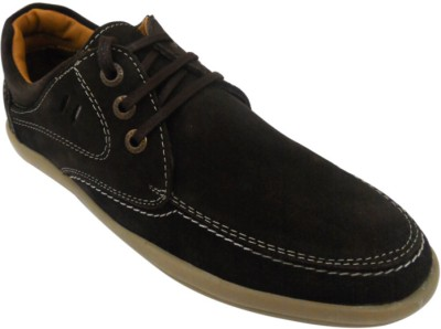 JK Port Hack Berry 1002 Brown Casuals Shoes(Multicolor) at flipkart