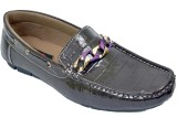 Pricious Foot Loafers (Black)