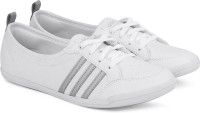 Adidas Neo PIONA W Sneakers(Grey, White)