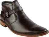 Shoe Bazar Boots (Brown)