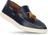 John West Stroll over Loafers (Blue)