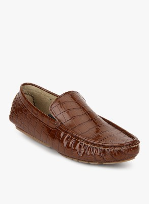 San Frissco EC 291 Loafers(Tan)