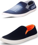 SCATCHITE Loafers (Blue)