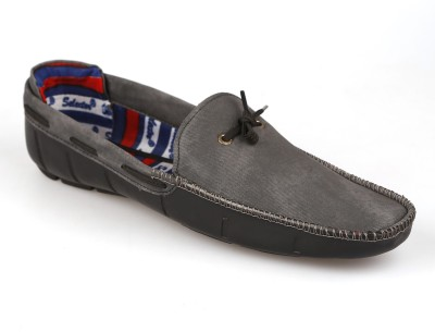 True Soles TCL411 Loafers(Black)