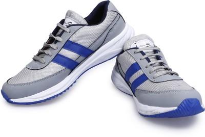 Andrew Scott Blue-Grey Running Shoes