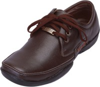 Shoebook Trendsetting Brown Formal Lace Up