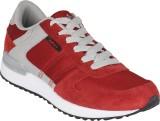 Spinn MARVEL Running Shoes (Grey, Maroon...